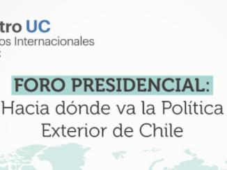 Courtesy of Centro UC Estudios Internacionales